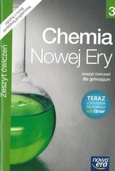 Chemia Nowej Ery. Gimnazjum, część 3. Zeszyt ćwiczeń z dostępem do portalu eduQrsor