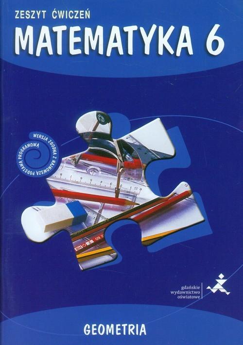 matematyka 6 klasa podręcznik
