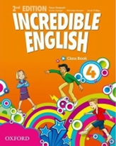 Incredible English. 2nd edition. Class Book. Część 4. Język angielski. Podręcznik