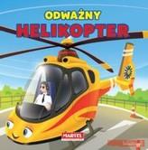 Pojazdy. Odważny helikopter