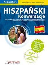 Hiszpański. Konwersacje. Język hiszpański. Ćwiczenia+płyta CD. II Wydanie