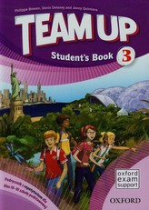 Team Up 3. Student's Book. Język angielski. Podręcznik z repetytorium dla klas 4-6 szk. podstawowej