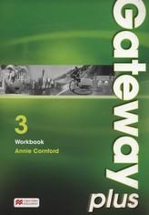 Gateway Plus 3. Workbook. Język angielski. Ćwiczenia