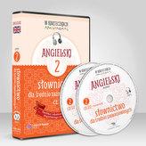 MP3 w karteczkach. Angielski 2. Słownictwo dla średniozaawansowanych. Część 2. (2 płyty CD)