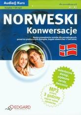 Norweski. Konwersacje dla początkujących (A1-A2). Książka + CD mp3