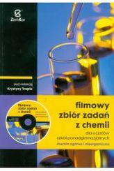 Filmowy zbiór z chemii dla uczniów szkół ponadgimnazjalnych. Chemia ogólna i nieorganiczna + DVD