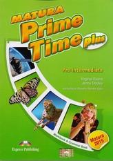 Matura Prime Time plus. Pre-intermediate. Workbook & Grammar Book. Język angielski. Ćwiczenia