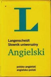 Langenscheidt. Słownik uniwersalny. Angielski. Polsko - angielski, angielsko - polski