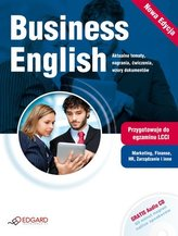 Business English. Marketing, finanse, HR, zarządzanie i inne + CD