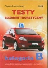 Prawo jazdy - DVD. Testy egzamin teoretyczny. Kategoria B