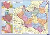 Mapa Polski historyczna (JMP)