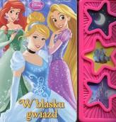 Disney Księżniczka. W blasku gwiazd. Książeczka dźwiękowa
