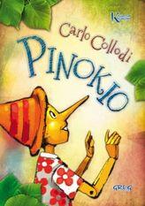 Pinokio. Kolorowa klasyka