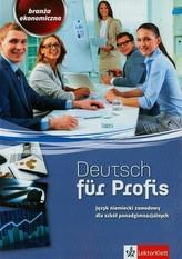 Deutsch fur profis. Branża ekonomiczna