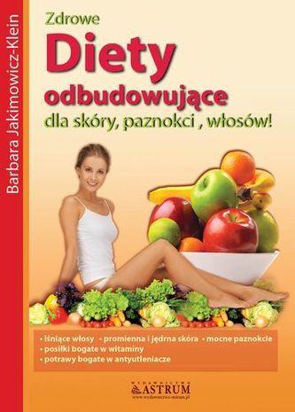 Diety odbudowujące. Zdrowe dla skóry, paznokci, włosów!