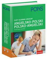 Słownik duży szkolny angielsko-polski, polsko-angielski