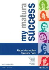 My Matura Success. Upper-Intermediate. Students' Book. Język angielski. Podręcznik (+mp3 CD)