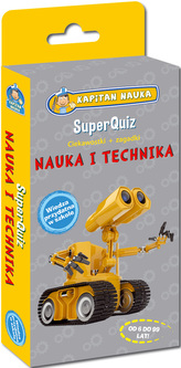 SuperQuiz. Nauka i technika - Kapitan Nauka