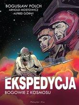 Ekspedycja. Bogowie z kosmosu