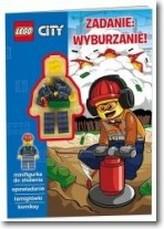 LEGO City. Zadanie: wyburzanie!