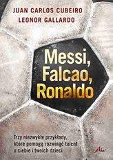 Messi, Falcao,Ronaldo