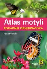 Atlas motyli. Poradnik obserwatora