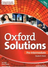 Oxford Solutions Pre-Intermediate Student's Book
