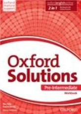 Oxford Solutions Pre-Intermediate Workbook with Online Practice Pack 2015