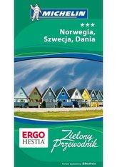 Norwegia, Szwecja, Dania. Zielony przewodnik