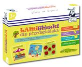 Kapitan Nauka. Łamigłówki dla przedszkolaka 3+. Pakiet