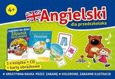 Angielski dla przedszkolaka 4+. Pakiet