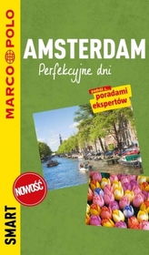 Amsterdam przewodnik Marco Polo SMART