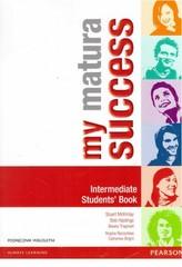 My Matura Success. Szkoły ponadgimnazjalne. Język angielski. Podręcznik + CD. Poziom B1/B2
