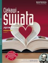 Ciekawi świata. Język polski. Szkoły ponadgimnazjalne. Podręcznik część 1