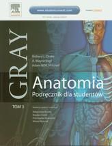 Anatomia Gray. Podręcznik dla studentów. Tom 3 (anatomia ośrodkowego układu nerwowego)
