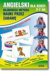 Angielski dla dzieci 3-7 lat. Zeszyt 16. Karty obrazkowe, czytanie globalne