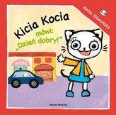 Kicia Kocia mówi: `Dzień dobry`