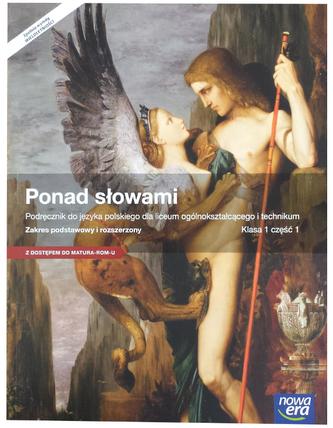 język polski ponad słowami klasa 1 część 1 pdf