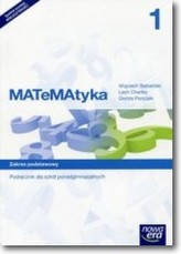 Matematyka 1. Klasa 1, Liceum/Techn. Podręcznik. Zakres podst