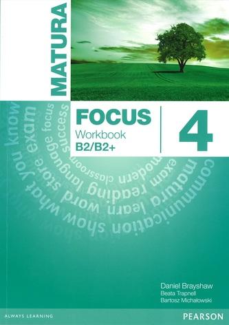 Matura Focus 4. Workbook B2/B2+ (2015) Materiał ćwiczeniowy