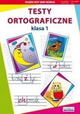 Testy ortograficzne klasa 1 w.2015