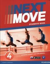 Next Move 4. Gimnazjum. Język angielski.Podręcznik
