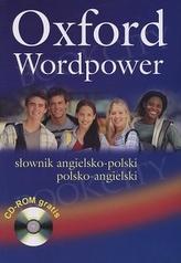 Oxford Wordpower. Słownik angielsko-polski, polsko-angielski + CD