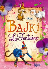 Bajki La Fontaine. Kolorowa klasyka