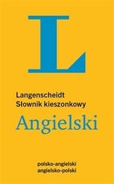 Langenscheidt. Słownik kieszonkowy Angielski. Polsko - angielski, angielsko -polski