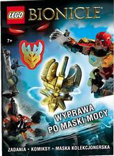 Lego Bionicle. Wyprawa po maski mocy