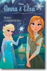 Kraina Lodu. Magia i wspomnienia Anna i Elsa