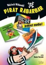 Pirat Rabarbar.  Pakiet Audio