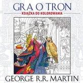 Gra o tron Książka do kolorowania