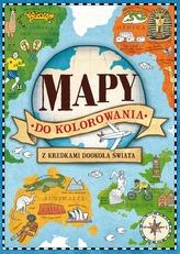 Mapy do kolorowania